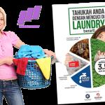 Laundry Kiloan Murah Jakarta Selatan
